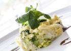 Pšeno s brokolicou