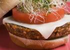 Fazuľový hamburger