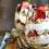 Jahodový cheesecake v pohári