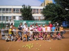 Tenisové prázdniny