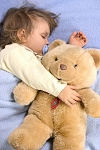 Ako som svoje dieťa naučila spať