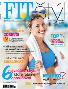 FIT štýl - nový časopis z dielne redakcie MAMA a ja