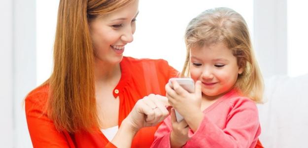 Dieťa a mobil