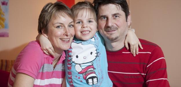 Nádej pre Nelly: Vlastná pupočníková krv má pomôcť liečiť prvé slovenské dieťa s detskou mozgovou obrnou
