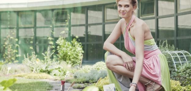 V hoteli Crowne Plaza v Bratislave pokrstili bylinkovú záhradu