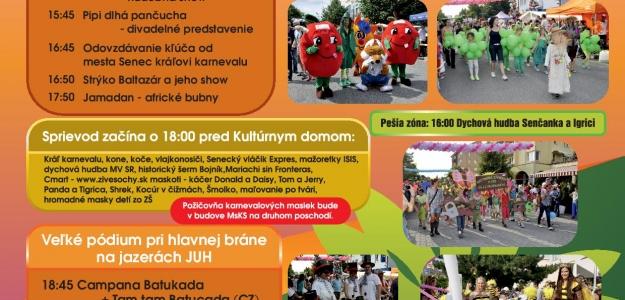 18. veľký letný karneval