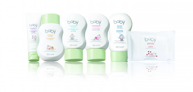 Dokonalá starostlivosť pre vaše bábätko s AVON Baby