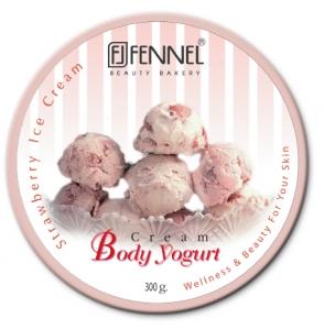 Fennel telové jogurty
