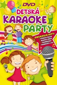 Vyhrajte DVD Detská karaoke party!