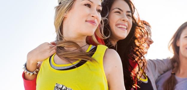Nová kolekcia adidas spája dievčatá a inšpiruje na nové rekordy