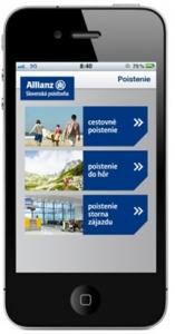 Poistenie na dovolenku za vás vybaví aplikácia pre smartfóny