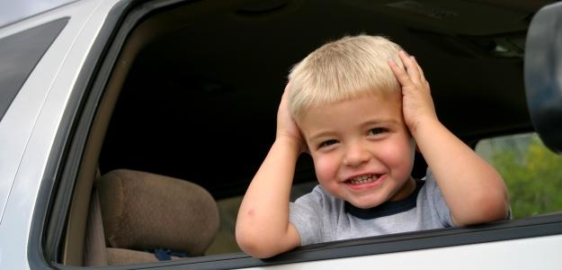 S deťmi autom na dovolenku: ako to zvládnuť?