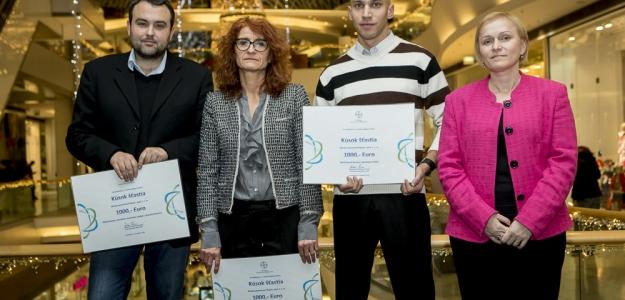 11. ročník súťažnej výstavy Kúsok šťastia pre deti z onkologických oddelení  má svojich siedmych víťazov