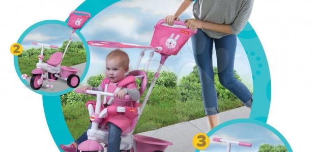 Trojkolka vozí deti už celé generácie