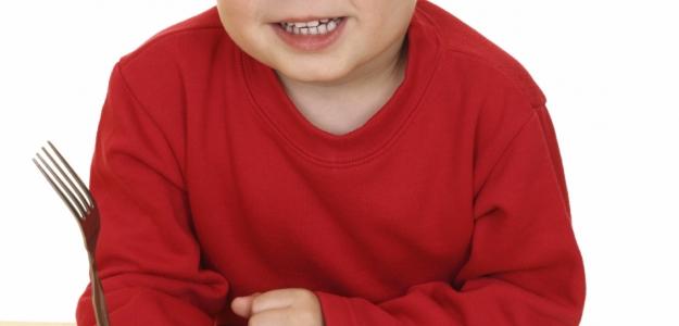 Čo by nemalo chýbať v jedálničku dieťaťa