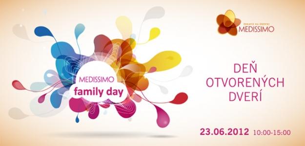 Srdečne vás pozývame na Medissimo Family Day