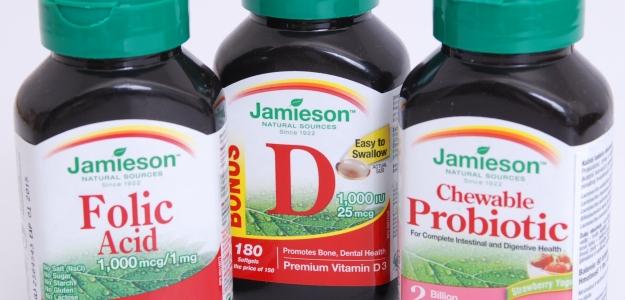 Vyhrajte vitamíny Jamieson!