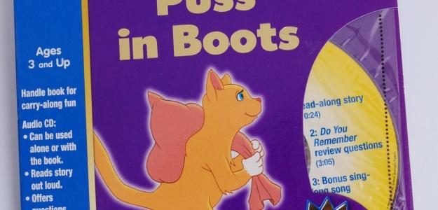 Vyhrajte detskú anglickú knihu s CD!