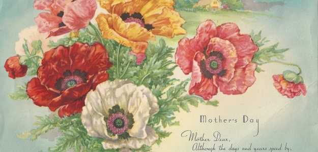 Krásny Deň matiek všetkým mamám!