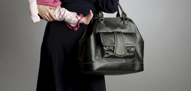 Mama cudzinka a nárok na materské