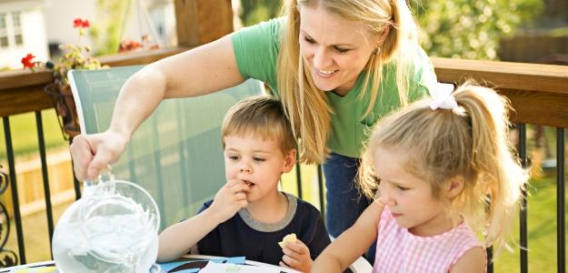 Spravte si zo stolovania rodinný rituál