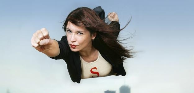 Supermanažérka po materskej