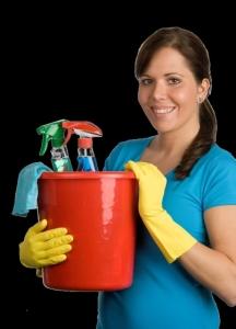 Posviatočné čistenie nezanedbávajte. Prihliadajte však na to, kam pustíte svokru.