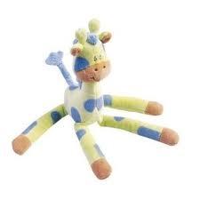 Tretia adventná súťaž - vyhrajte žirafu Tigex!