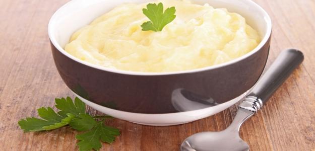 Kuracie mäsko so zemiakovo-karfiolovou kašou