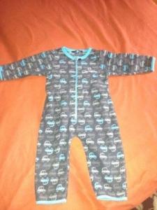 Teplé pyžamko