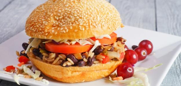 Ryžový hamburger