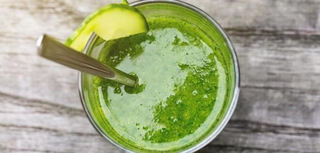 Extra zelené smoothie