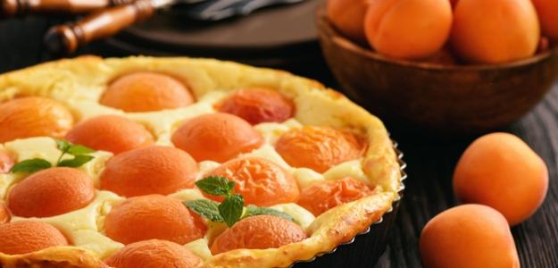 Ovocný koláč s posýpkou
