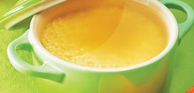 Zemiakovo-mrkvová polievka