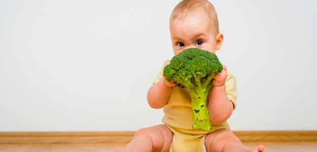 Zemiaková kaša s brokolicou