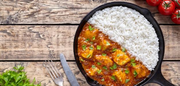 Hovädzie mäso s ryžou natural