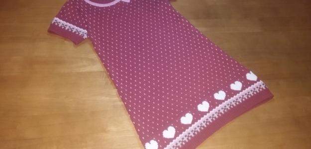 Detský pletený top