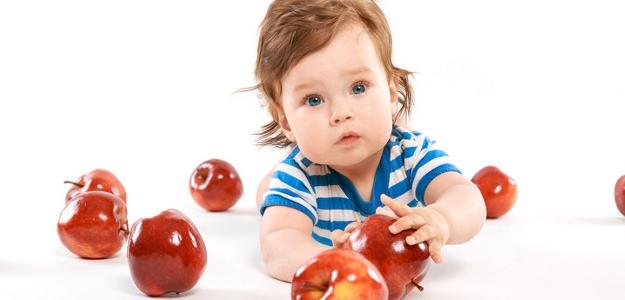 Ovsená kaša s jablkom