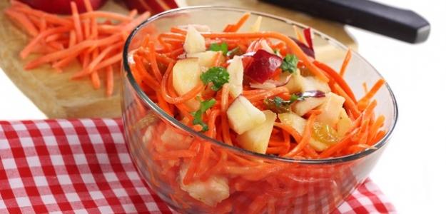Chutný zeleninový šalát