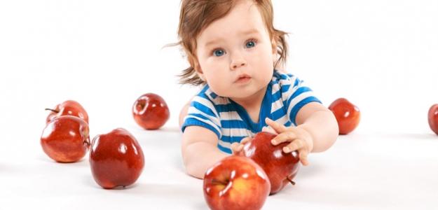 Jablkovo-mrkvové pyré