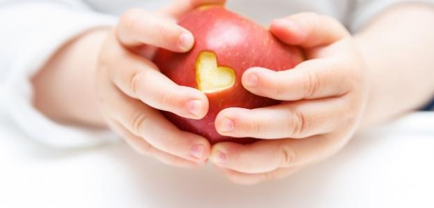 Ovsená kaša s jabĺčkom