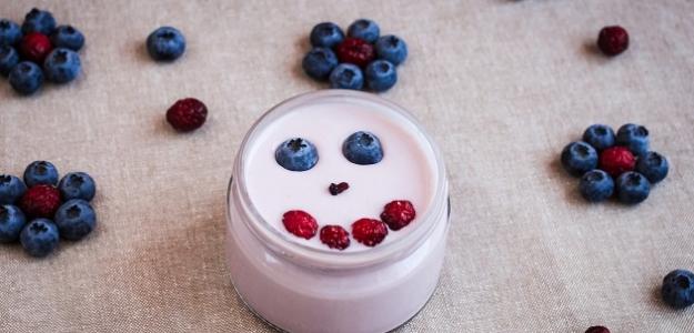 Jogurtový koktail