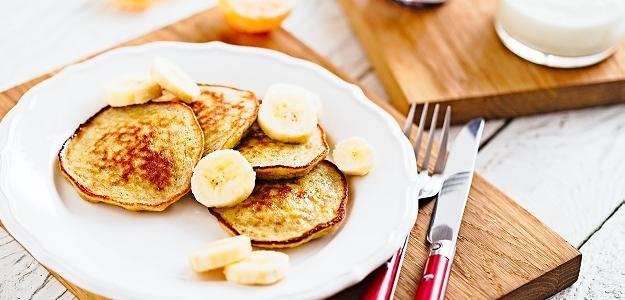 Banánové palacinky