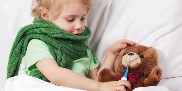 Prechladnutie u detí: Aký typ pacienta je vaše dieťa - TIGRÍK, ZAJKO ALEBO BARÁNOK?